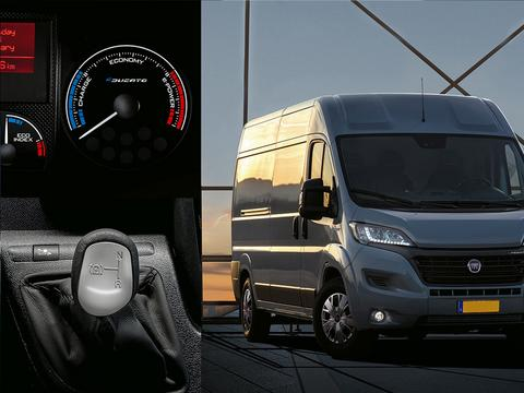 E-Ducato : 100% Ducato, 100% Electric